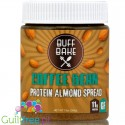 Buff Bake Coffee Bean Protein Almond Spread Chia & Flax - Whitening Almond Butter