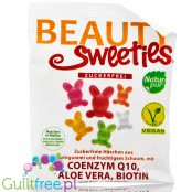 Beauty Sweeties sugar free rabbit-jellies with Q10, biotine and aloe vera