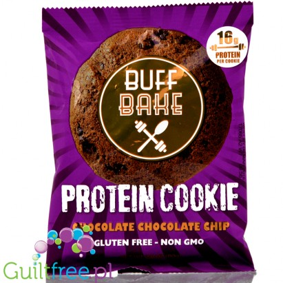 Buff Bake Protein Cookie Chocolate & Chocolate Chip