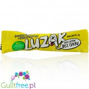 Luzak Lemon, sugarfree lollipop with stevia