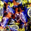 Gajos sugar free orange and lemon hard candies