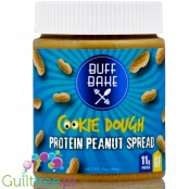 Buff Bake Cookie Dough protein peanut butter with stevia