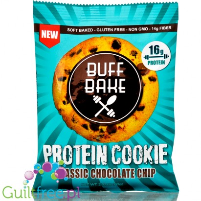 Buff Bake Protein Classic Chocolate Chip