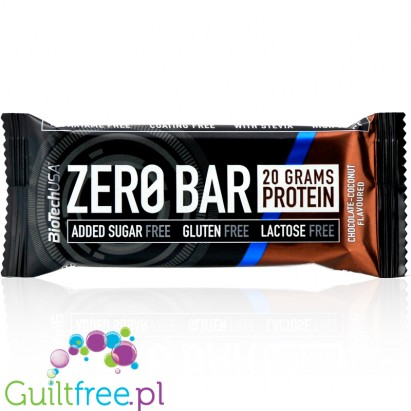 Zero Bar Chocolate Coconut