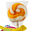 Santini lollipop sugar sweetened with mango xylitol