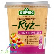 Kupiec rice with mexican sauce
