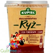 Kupiec rice with tomato sauce & ollives