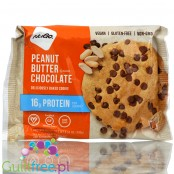 NuGo Peanut Butter Chocolate vegan protein cookie