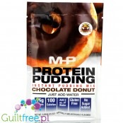 MHP Protein Pudding instant mix, Chocolate Donut
