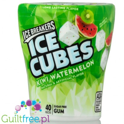 Ice Breakers Ice Cubes Kiwi & Watermelon