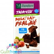 Tagatesse praline milk chocolate with tagatose
