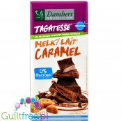 Tagatesse caramel milk chocolate with tagatose