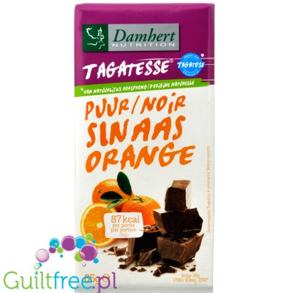 Damhert - Dark chocolate without orange peel