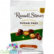 Russel Stover Peanut Chocolate