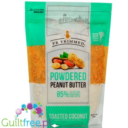 PB Trimmed Toasted Coconut 1lb