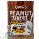 Real Pharm protein peanut butter with WPC, Chocolate & Cherry, 1kg