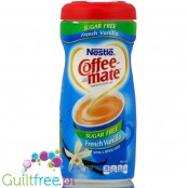 Nestle Coffeemate French Vanilla sugar free coffee creamer