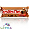 Doctor`s CarbRite Diet Bar Frosted Cinnamon Bun Sugar Free Bar - High-protein, sugar-free cinnamon bun