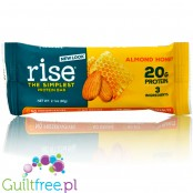 Rise Protein Bar Almond Honey