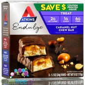 Atkins Treat Endulge Caramel Nut Chew