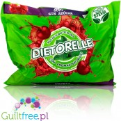 Dietorelle Cherry Flavored jelly candies, 0,8KG