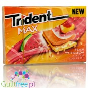 Trident Max Peach & Watermelon