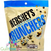 Hershey's Cookies 'n' Creme Crunchers (cheat meal)