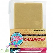 Light Sugar Chalva sugar free protein white chocolate