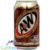 A&W root beer soda CHEAT MEAL