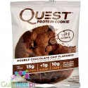 Quest Protein Cookie Double Chocolate Chip - ciastko białkowe