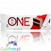 OhYeah One Red Velvet Cake protein bar