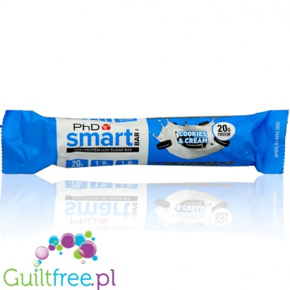 Phd Smart Cookies & Cream