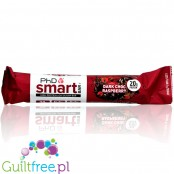 Phd Smart Dark Chocolate Raspberry sugar free protein bar