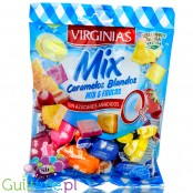 Virginias Mix - chewy sweets, fruit flavors