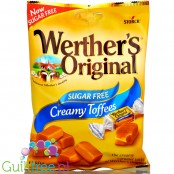 Werthers Original Creamy Toffee Sugar Free