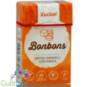 Xucker Coffee Caramel Energy Drops with Xylitol