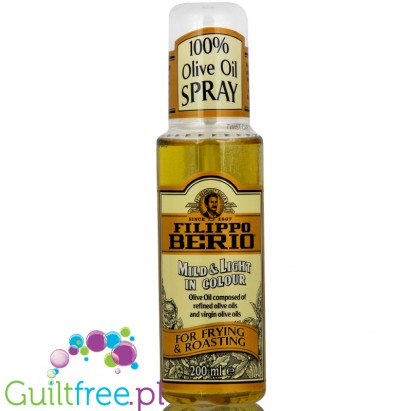 Filippo Berio Mild & Light Spray Oil 200ML