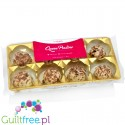 GymQueen Praline Cookies & Cream, protein pralines, no sugar added