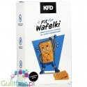 KFD Protein Wafer with protein enriched vanilla cream