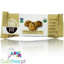 Bhu Fit Superfood Chocolate Chip Cookie Dough wegański baton białkowy bez soi i glutenu
