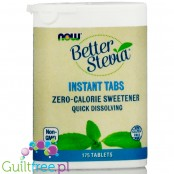 Now Foods Better Stevia 175 tablets