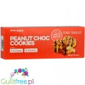 Body Attack Chocolate Chip protein cookies, sugar free, 125g