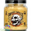 Sinister Labs Angry Mills Vicious Vanilla caffeinated protein infused peanut powder