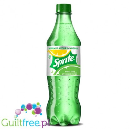 Sprite Zero Lemon Lime & Cucumber