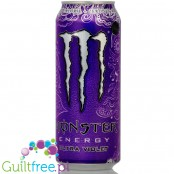 Monster Energy Ultra Violet sugar free energy drink