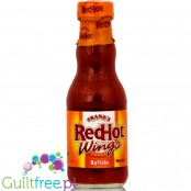 Frank's Red Hot Buffalo Wings pikantny sos bez cukru i MSG, 148ml