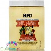 KFD Mr Maseł - White Chocolate & Coconut smooth buttery cream