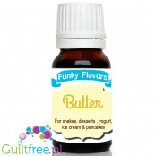 Funky Flavors Butter flavor for shakes, desserts, yoghurt, ice cream & pancakes