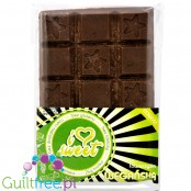 iLoveSweet Vegan sugar free protein chocolate with rice protein isolate