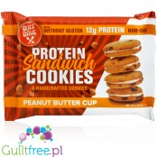 Buff Bake protein sandwich cookie Peanut Butter Cup